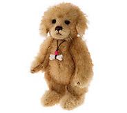 Charlie Bears Collectible 7 Paws Minimo Dog - C214521