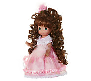 12 Precious Moments Curly Locks Doll - C214621