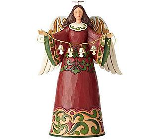 Jim Shore Heartwood Creek Angel Figurine