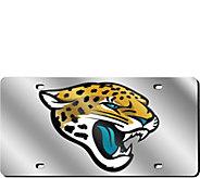 RICO NFL Laser-Cut Tag - Silver - C215223