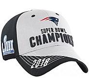 NFL Super Bowl LIII Champ PatriotsHubris Hat - C215425