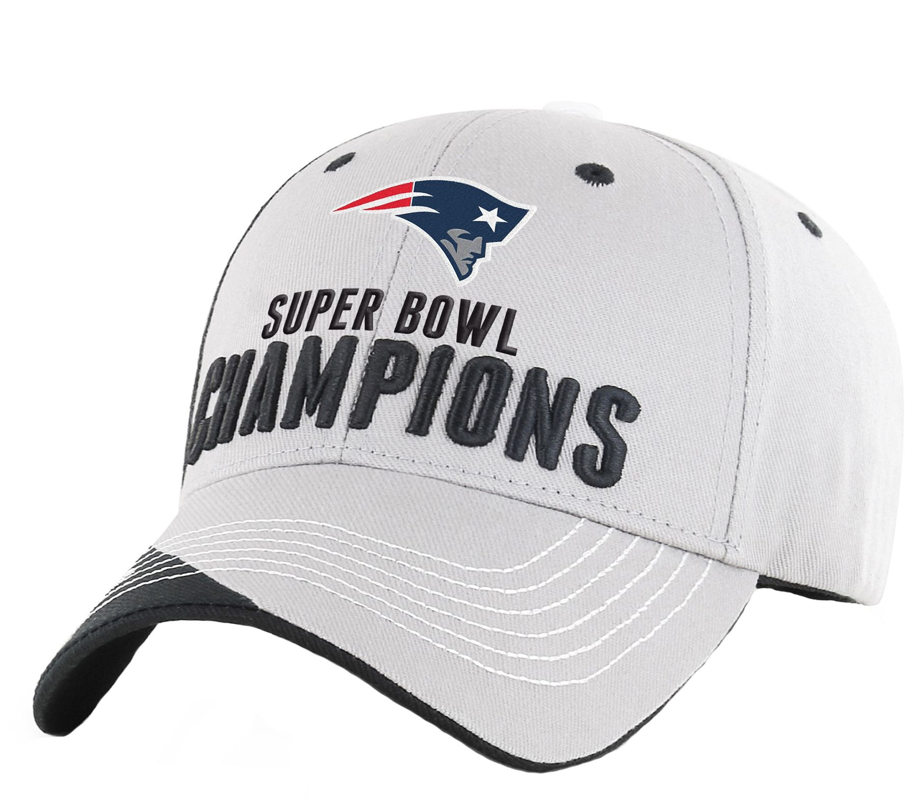 buy popular 3c74e af5d0 NFL Super Bowl LIII Champ PatriotsHubris Hat - Page 1 — QVC.com