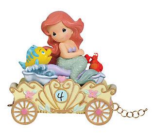 Precious Moments Disney Birthday Parade Ariel Age