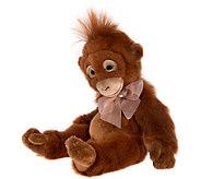 Charlie Bears Collectible 15 Twig Orangutan - C214335