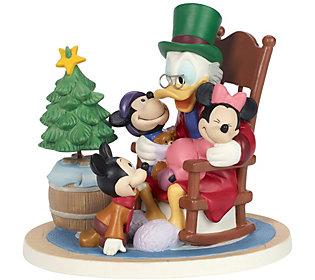 Disney Mickey's Christmas Carol Figurine by Precious