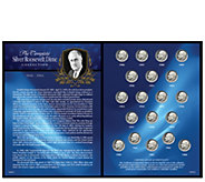 American Coin Treasures Silver Roosevelt Dime Collection - C214545