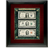 American Coin Treasures U.S. Historic CurrencyCollection - C214549
