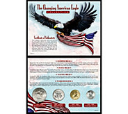 American Coin Treasures Changing American EagleCollection - C214551