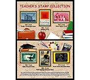 American Coin Treasures Teachers Stamp Collection - C214557