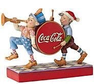 Jim Shore Coca-Cola Elf Figurine - C214365