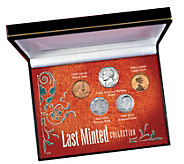 American Coin Treasures Last Minted Coin Collection - C214565