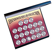 American Coin Treasures Eisenhower Dollar CoinSet - C214567