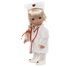 Precious Moments Loving Touch Nurse Doll