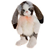 Charlie Bears Collectible 11 Abir Plush Bunny - C214477