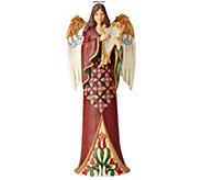 Jim Shore Heartwood Creek Heavens Hymns Figurine - C214383