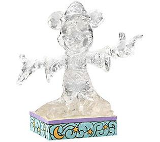Jim Shore Disney Traditions Ice Bright Sorcerer