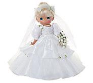 12 Precious Moments I Do Bride Doll - C214587
