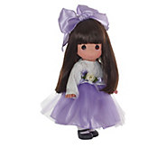 12 Precious Moments Lovely in Lace Doll - C214589