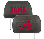Fanmats NCAA Headrest Cover - C215389