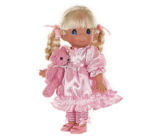 Precious Moments Sweet Sadie & Snuggles Doll