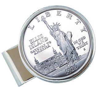 American Coin Treasures Liberty Silver Dollar Money