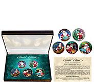 American Coin Treasures Santa JFK Half Dollar Coin Set - C214395