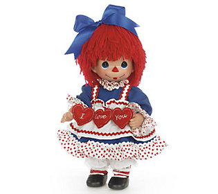 Precious Moments Raggedy Ann, I Love You