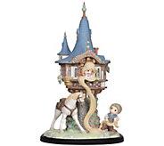 Precious Moments Disney Tangled Rapunzel and Flynn Figurine - C214397