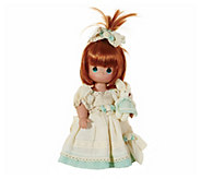 12 Precious Moments Heartfelt Wishes Ryleigh Doll - C214599