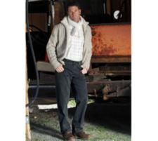 CLUB OF COMFORT®  Herrenhose Kian Thermolite Swingpocket Jeans-Optik