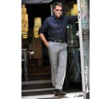 CLUB OF COMFORT®  Business-Hose Santos knitterarm federleicht strapazierfähig