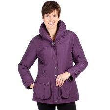 CENTIGRADE  ACTIVE Damen-Funktionsjacke Stehkragen 2 Fronttaschen