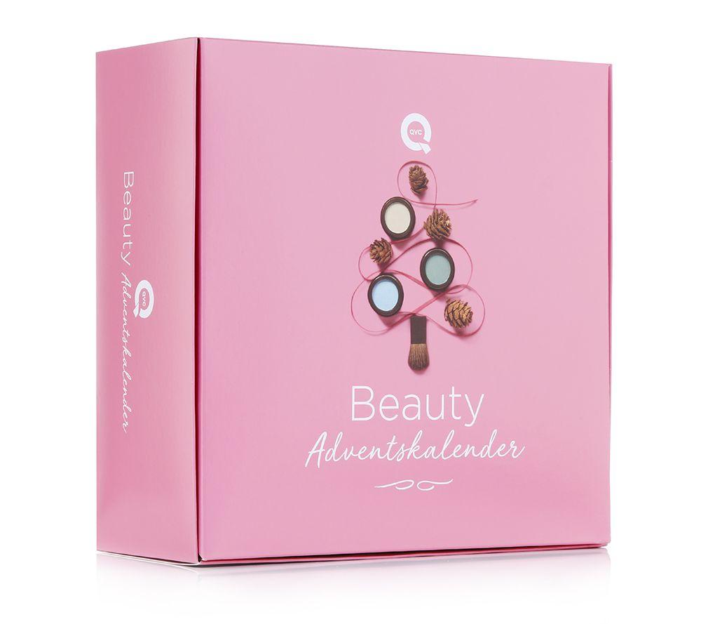 Beauty Weihnachtskalender.Qvc Beauty Adventskalender Mit 24 überraschungen Mit 24 Stoffsäckchen Zum Selbstpacken Qvc De