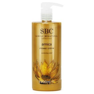 SBC Arnica Dusch- & Badecreme 1000ml Preisvergleich