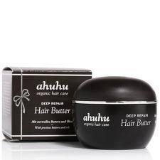 ahuhu organic hair care  Deep Repair Hair Butter 100ml