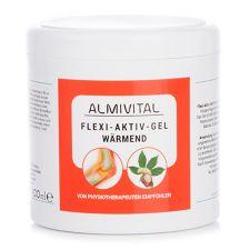 ALMIVITAL  Flexi-Aktiv-Gel wärmend mit Rosskastanie 500ml