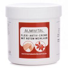ALMIVITAL  Flexi-Aktiv-Creme mit rotem Weinlaub 250ml