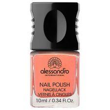 alessandro®  Nagellack Orange/Apricot verschiedene Töne 10ml