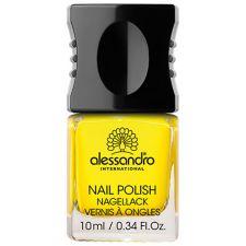alessandro®  Nagellack Gelb/Grün verschiedene Töne 10ml