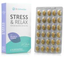 DR SCHNEIDER DR. SCHNEIDER Stress & Relax mit Melisse & Thymian 60 Stück für 60 Tage