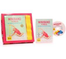 GU  Miniband-Fitness Ratgeber-Set, 3tlg. von Barbara Klein inkl. Miniband & DVD