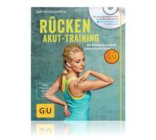 GU  Rücken Akut Trainingsbuch mit Übungs-DVD