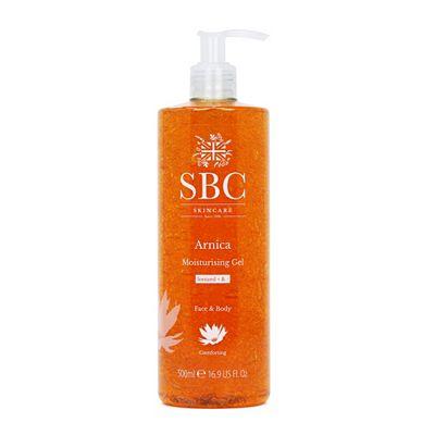 SBC Arnica Skincare Gel 500ml Preisvergleich