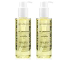 bareMinerals®  Oil Obsessed Total Cleansing Reinigungsöl-Duo je 180ml