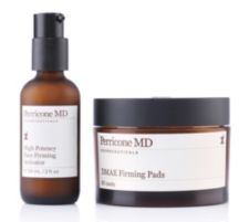 DR PERRICONE DR. PERRICONE High Potency Face Firmung Activator & DMAE Pads 2tlg. Set