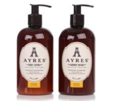 AYRES  PAMPAS SUNRISE Shower Cream & Body Lotion je 354ml