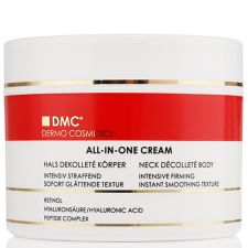 DMC DERMO COSMETICS DMC® DERMO COSMETICS All-In-One Cream für Hals, Dekolleté & Körper 400ml
