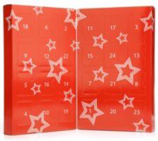 alessandro®  Adventskalender 24 Farblacke in verschiedenen Farben 23x 5ml & 1x 10ml