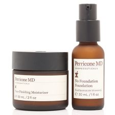 DR PERRICONE DR. PERRICONE Face Finishing Moisturizer & No Foundation Foundation