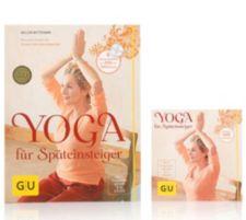 GU  YOGA für Späteinsteiger mit DVD